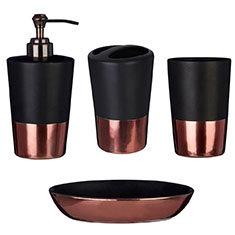 Alpha Black/Copper