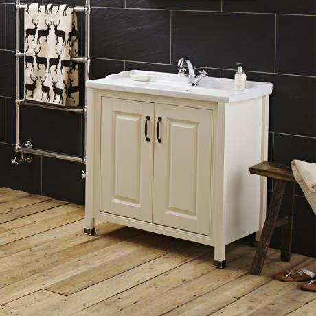 Alverton Traditional Vanity Unit With Basin Victorian