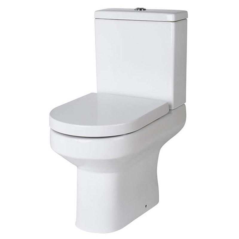 Antonio Modern Bathroom Suite Profile Large Image