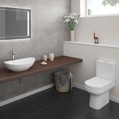 Antonio Modern Bathroom Suite