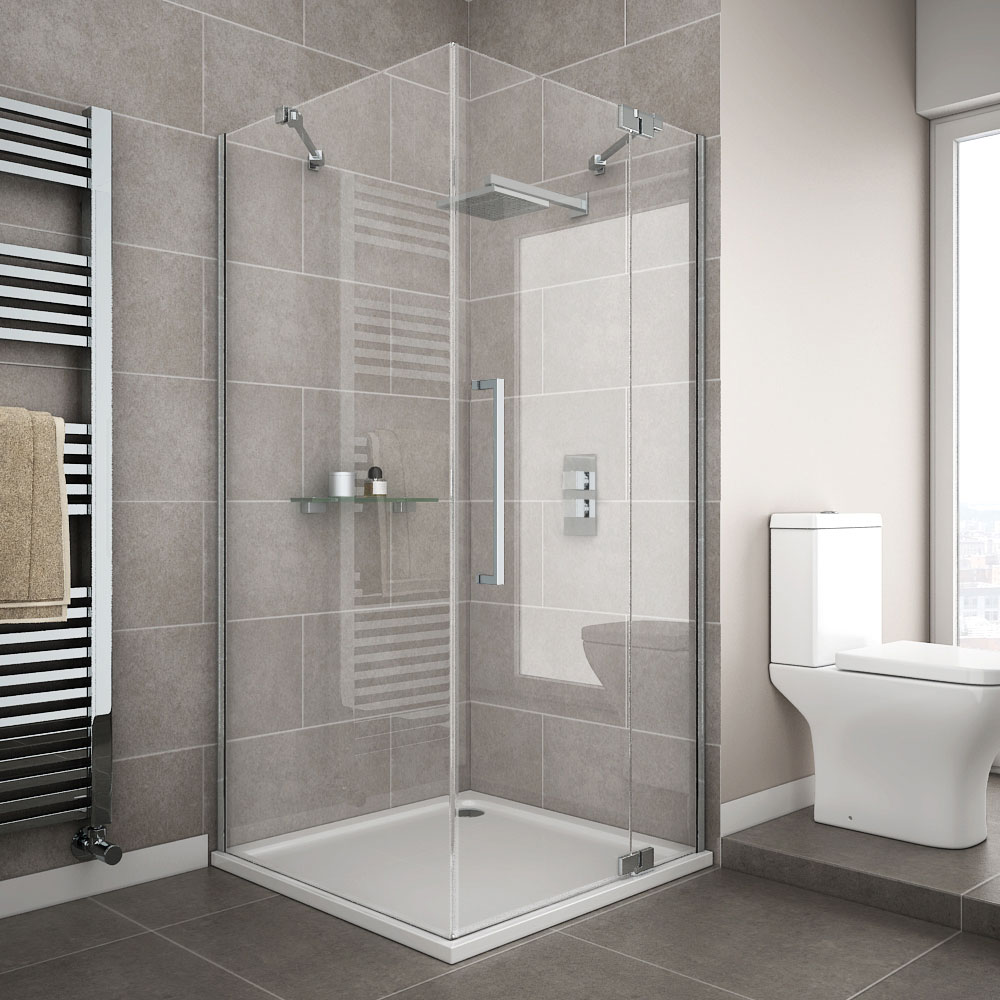 Square Shower Enclosure | Shower Enclosures | Victorian Plumbing