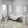 Appleby LH Traditional Bathroom Suite profile small image view 1