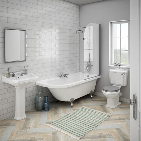 Appleby RH Traditional Bathroom Suite