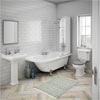 Appleby RH Traditional Bathroom Suite profile small image view 1