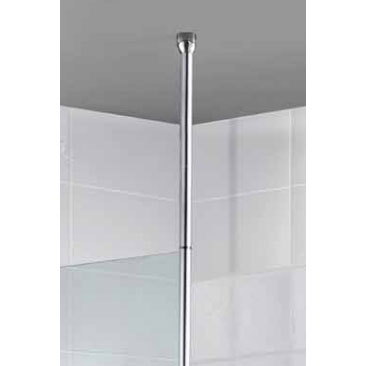 April - 3000mm Wetroom Ceiling Post - AP2097 profile large image view 1