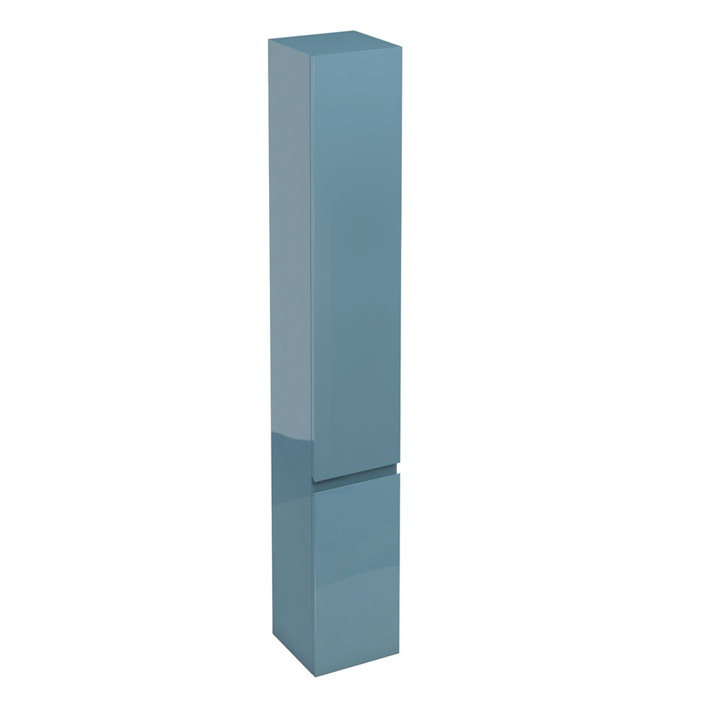 Aqua Cabinets - H1900mm x D300mm Tall Unit - Ocean Large Image