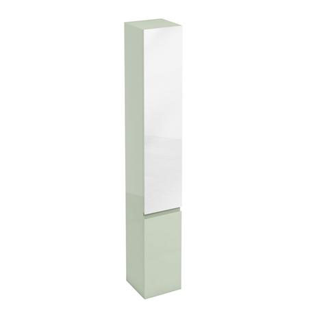 Aqua Cabinets - H1900mm x D300mm Tall Unit with Mirror - Reef