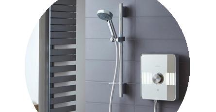 Aqualisa electric showers | Victorian Plumbing
