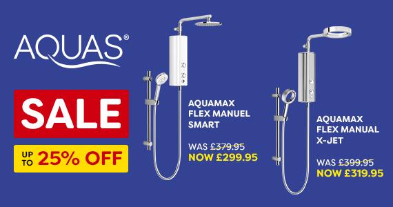 Aquas showers offer