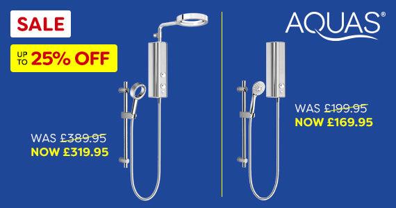 AQUAS January Sale