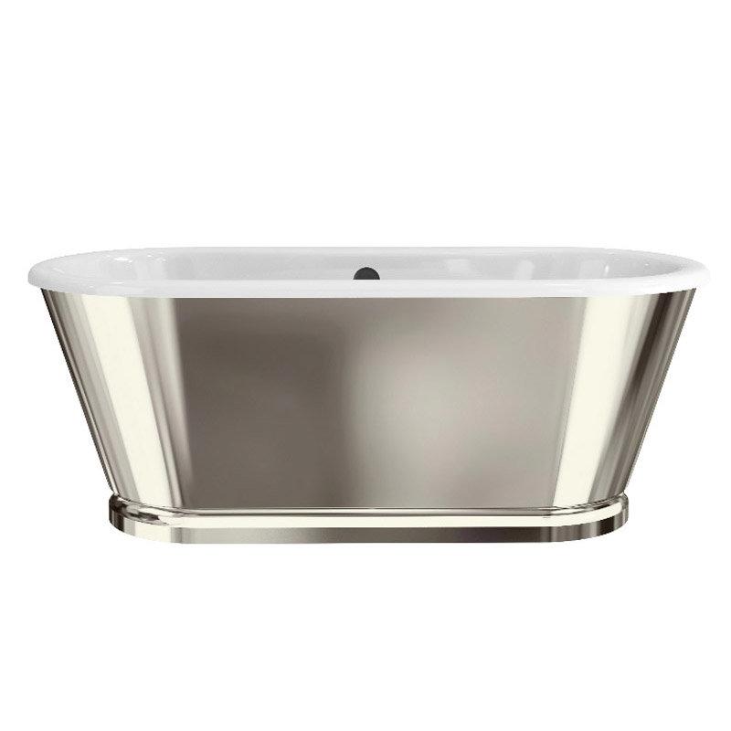 Arcade Albermarle Freestanding Bath - 1690 x 745mm Profile Large Image