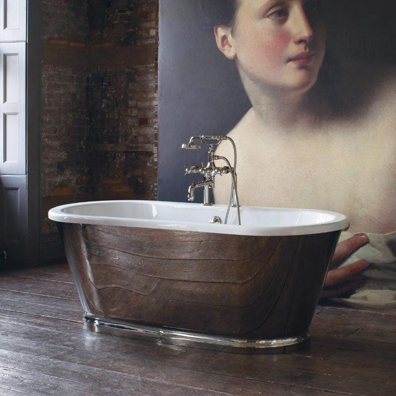Arcade Albermarle Freestanding Bath - 1690 x 745mm Large Image