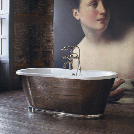 Arcade Albermarle Freestanding Bath - 1690 x 745mm