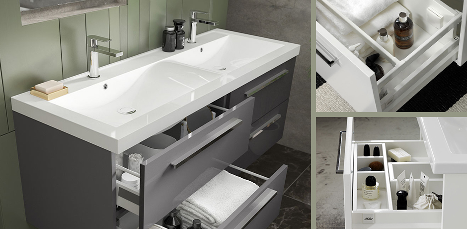 A Guide To Double Sink Bathrooms Victorian Plumbing