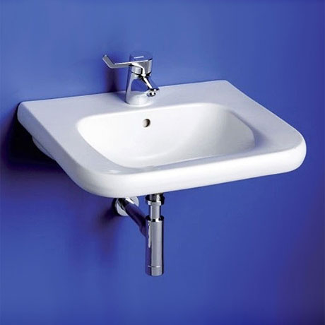 Armitage Shanks - Contour21 55cm Accessible Washbasin - 3 x Tap Hole Options