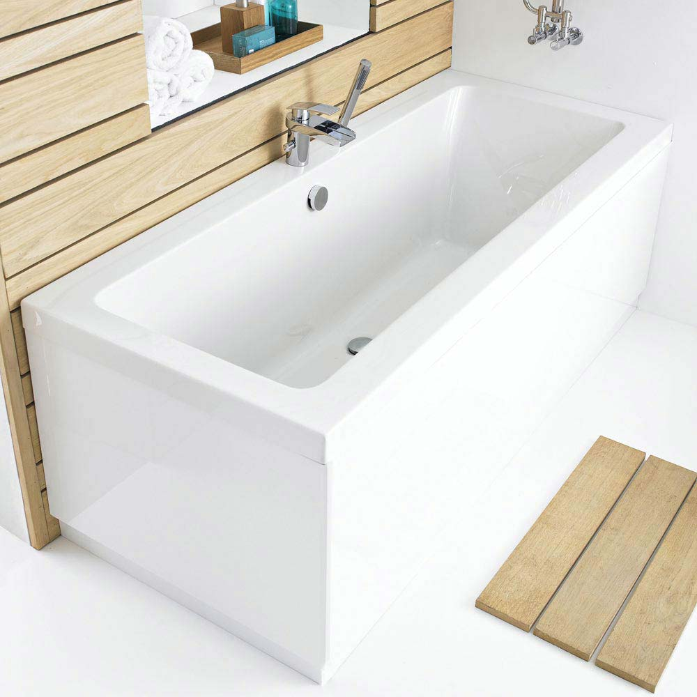 Asselby Eternalite Double Ended Bath Amp Legset Various