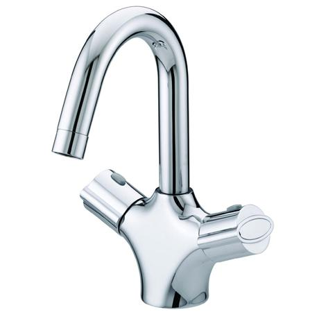 Bristan - Assure Thermostatic Basin Mixer (no waste) - Chrome - AS-THBAS-C