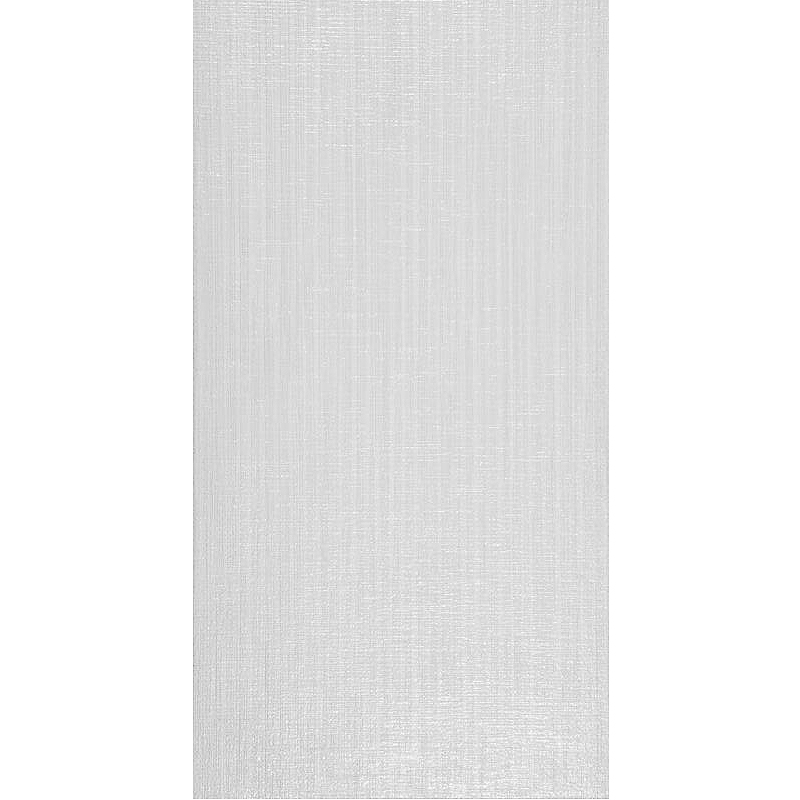 Attica White Textured Gloss Wall Tile - 31.6 x 60cm Large Image