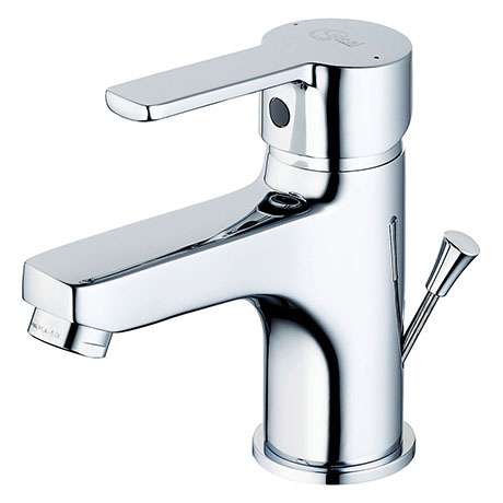 Ideal Standard Calista Single Lever Basin Mixer with Pop-up Waste - B1148AA