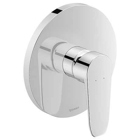 Duravit B.1 Single Lever Shower Mixer for Concealed Installation - B14210010010