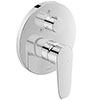 Duravit B.1 Single Lever Shower Mixer with Diverter for Concealed Installation - B14210012010 profile small image view 1