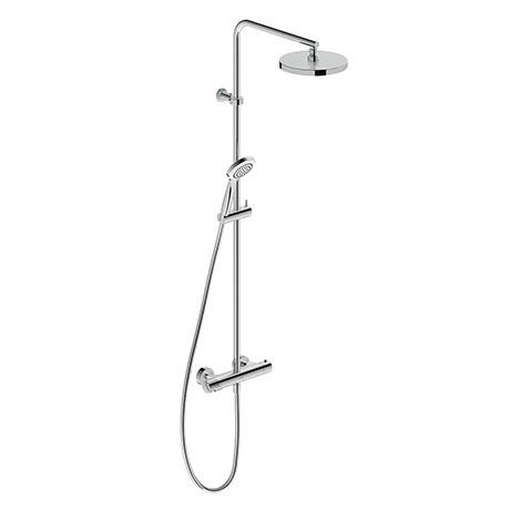 Duravit B.1 Thermostatic Shower System - B14280008010