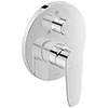 Duravit B.1 Single Lever Bath Mixer with Diverter for Concealed Installation - B15210012010 profile small image view 1