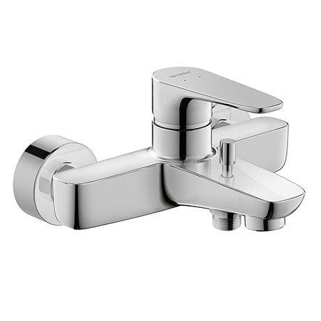 Duravit B.1 Wall Mounted Single Lever Bath Shower Mixer - B15230000010