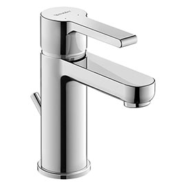 Duravit B.2 S-Size Single Lever Basin Mixer with Pop-up Waste - B21010001010