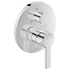 Duravit B.2 Single Lever Shower Mixer with Diverter for Concealed Installation - B24210012010 profile small image view 1