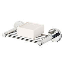 Coram - Boston Soap Holder - B3032CHR Medium Image