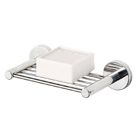 Coram - Boston Soap Holder - B3032CHR