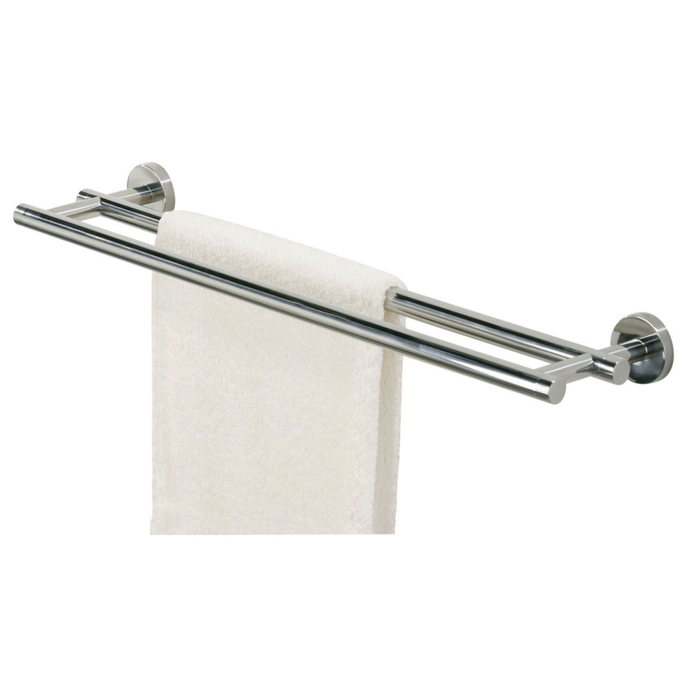 Coram - Boston Double Towel Rack - B3086CHR profile large image view 1