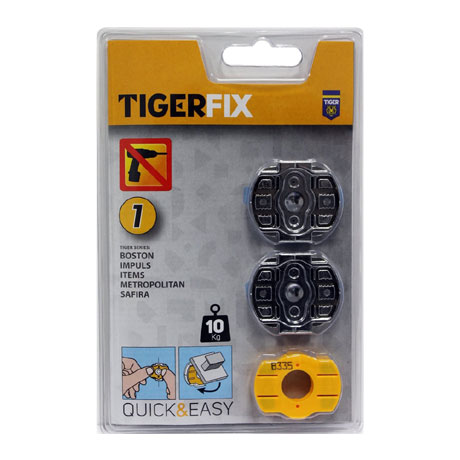 Coram - Tigerfix Wall Mounting Adhesive - B3985FIX