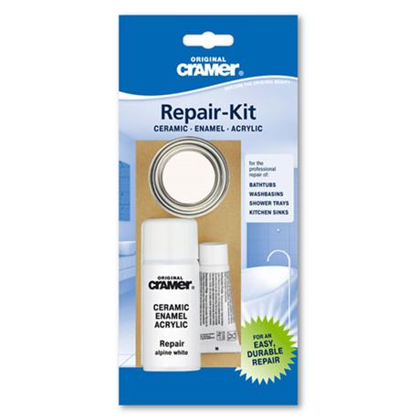 Cramer Bath Repair Kit - Alpine White - B516