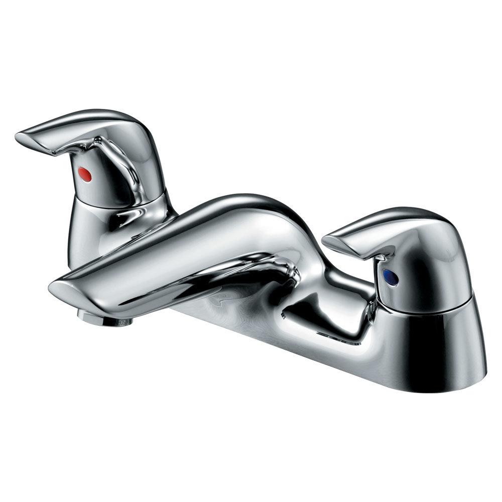 Ideal Standard Ceraplan Dual Control Bath Filler - B7891AA