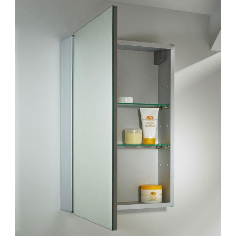 Tavistock Balance Single Door Mirror Cabinet profile large image view 3