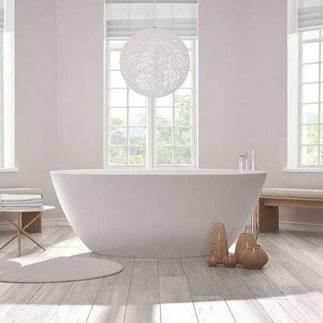 BC Designs Esseta Freestanding Modern Bath 1510 x 760mm