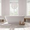 BC Designs Esseta Freestanding Modern Bath 1510 x 760mm profile small image view 1