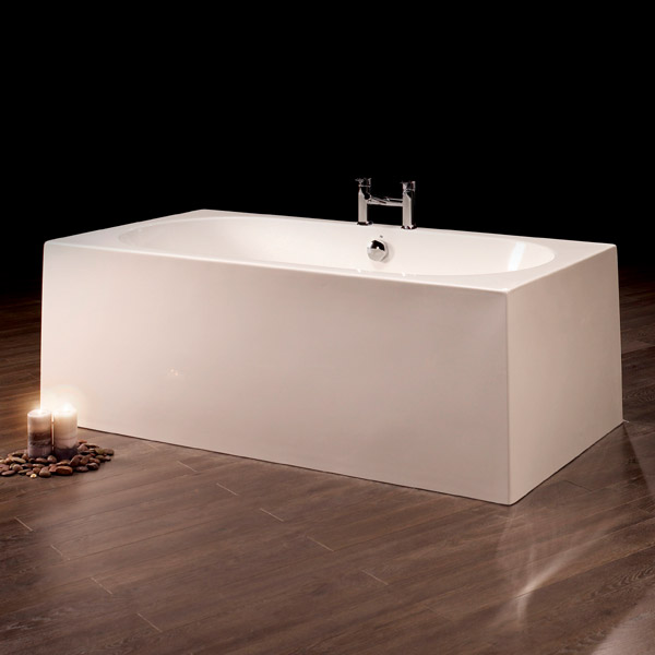 Royce Morgan Barnard 1690 Luxury Freestanding Bath with Waste Profile Large Image