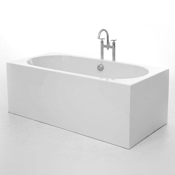 Royce Morgan Barnard 1690 Luxury Freestanding Bath with Waste Large Image