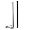 Bayswater Bath Legs with Adjustable Shrouds profile small image view 1