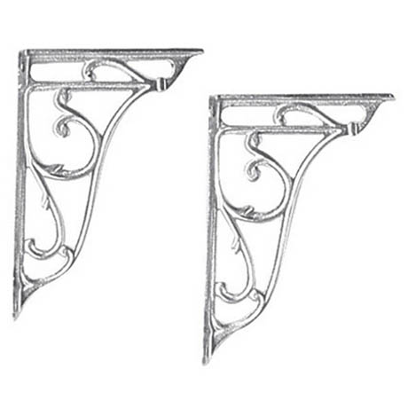 Bayswater Ornate Cistern Brackets