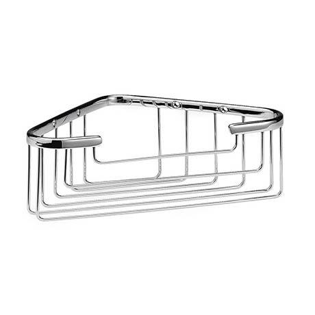 Bayswater Deep Wirework Corner Basket