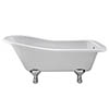Bayswater Pembridge 1700mm Freestanding Slipper Bath profile small image view 1