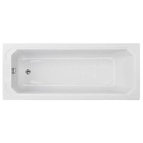 Bayswater Bathurst 1700 x 700mm Single Ended Bath + Legset