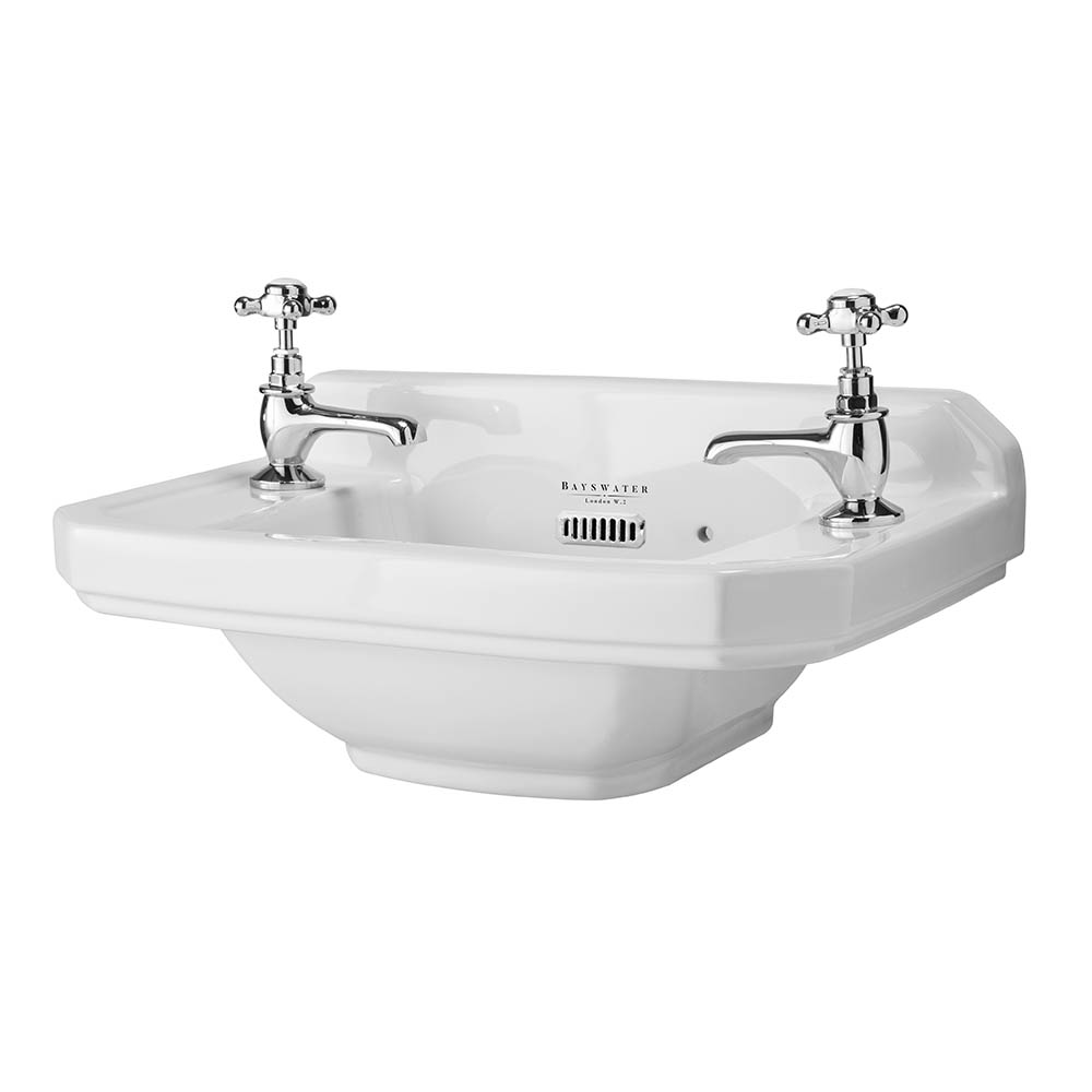 Bayswater Fitzroy 515mm Cloakroom Basin 2TH
