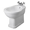 Bayswater Fitzroy Traditional Bidet profile small image view 1