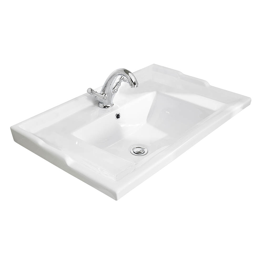 Bayswater 600mm Traditional 1TH Basin