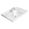 Bayswater 600mm Traditional 1TH Basin profile small image view 1